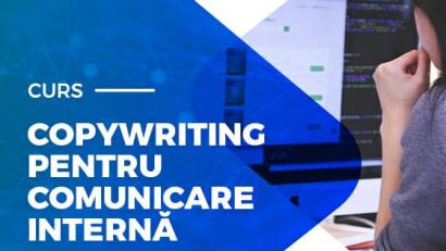 Cursuri Creative lansează un curs de copywriting pentru echipele de comunicare internă
