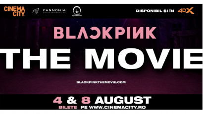 BLACKPINK, trupa de fete care a spart toate recordurile online, vine la Cinema City