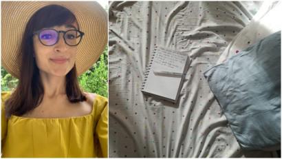 [Obsesii part-time] Bianca Ceică: Mi-a trebuit doar să învăț să citesc, iar scrisul și-a făcut loc în realitatea mea în timp ce descopeream lumile din povești