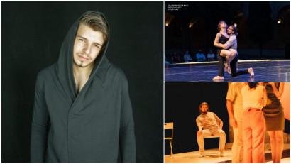 [Dans & Energie] Daniel Alexandru Dragomir: A durat destul de mult timp să îmi dau seama ce îmi place să dansez. În acest moment simt nevoia de corpuri prezente, sincere, pline, care oferă totul