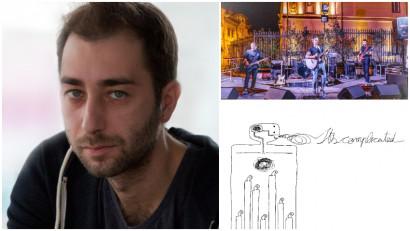 Mircea Moroianu: Desenele mele sunt radiografii. Sunt sinteze și opinii despre ce văd dincolo de primul strat al unui lucru, al unei întâmplări
