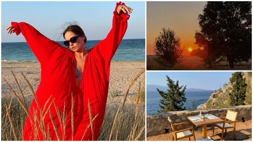 [Out of Office] Irina Morosanu: Mi-am construit viața in așa fel încât pot avea timp liber aproape tot timpul când îmi doresc