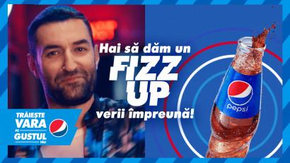 Vara #FizzUp by Pepsi, o vară ca nicio alta