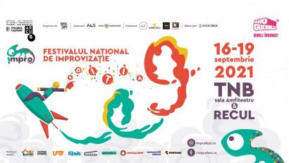 Festivalul Național de Improvizație revine la Bucureștiîntre 16 - 19 septembrie