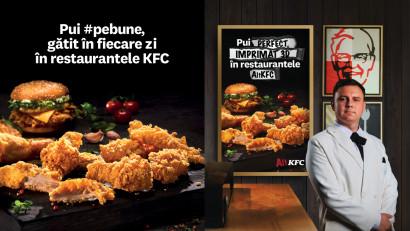 KFC România realizează primul studiu despre miturile locale de brand și lansează o nouă campanie, KFC Freshly Prepared