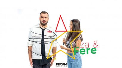 """Din toamnă, Liza Sabău și Gabriel Fereșteanu se aud la PROFM : """"E timpul pentru noi provocări"""""""