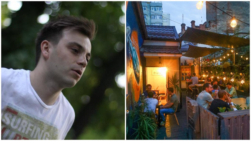 [Obsesii part-time] Adrian Alexe: Cea ma frumoasa parte a fost cand am testat meniul pana la 01:00 noaptea cu prieteni bucatari profesionisti