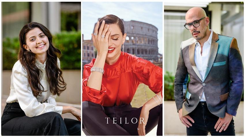 Andreea Bîrlădeanu & Joaquin Bonilla: În TEILOR, frumusețea înseamnă diversitate. Înseamnă naturalețe, asumare. Să fii și să transmiți inspirație prin tot ceea ce faci