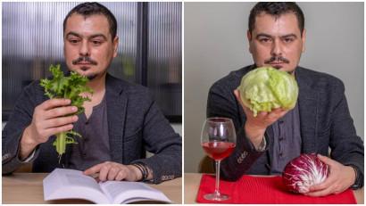 """Cosmin Dragomir: Curatorul de zacuscă vrea să să ne dezbare de acest autorasism culinar pe care îl regăsesc în mentalul colectiv, """"nimic nu e al nostru""""."""