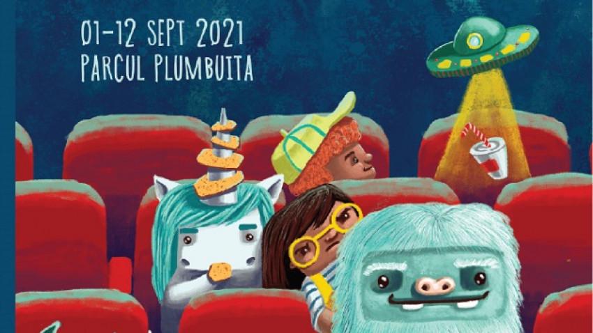 Cea de-a XIII-a ediție KINOdiseea debutează între 1 și 12 septembrie în aer liber, în Parcul Plumbuita