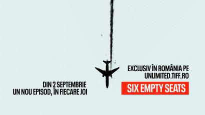 Serialul rusesc Six Empty Seats, din 2 septembrie pe TIFF Unlimited