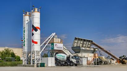 Holcim România deschide o nouă stație ecologică de betoane, în Ilfov. Compania accelerează tranziția către un mediu construit mai verde