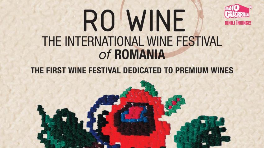 RO-Wine | The International Wine Festival of Romania