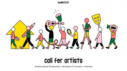 HomeFest #7 - call for artists