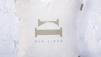 BnB Linen Chamonix - Logo si Identitate Vizuala