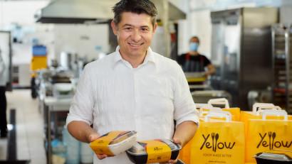 Restaurantul virtual Yellow.Menu lansează Lunch.Planner, pentru cei care vor să mănânce sănătos și proaspăt în fiecare zi. Ce preferințe culinare au avut românii în această vară