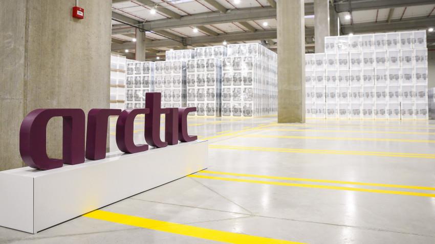 Arctic, pentru al doilea an consecutiv pe primul loc în topul celor mai puternice branduri românești