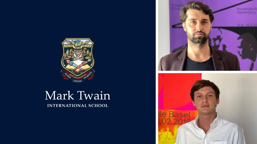 Two & From devine agenția de brand și comunicare integrată pentru Mark Twain International School