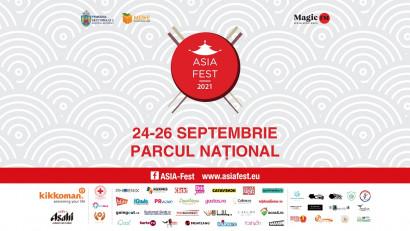ASIA Fest revine cu a opta ediție, ce va avea loc între 24 – 26 septembrie, în Parcul Național din București