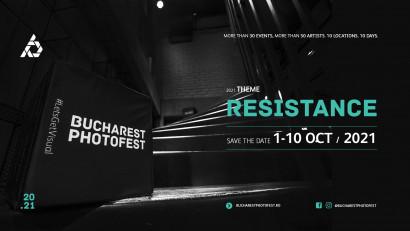 Cea de-a șasea ediție a Bucharest Photofest, între 1 – 10 octombrie la București. Peste 35 de evenimente. Peste 50 de artiști. 10 zile. 10 spații