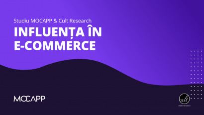 Studiu MOCAPP 2021:57% dintre români nu cumpără online decât după ce consultă review-uri