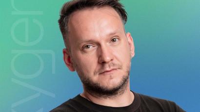 Cosmin Baba, noul Creative Director al Oxygen