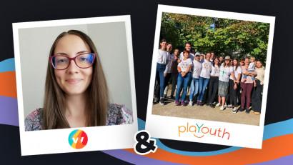 [Obsesii part-time] Bianca Crăciunescu: Pasiunea pentru voluntariat și educație m-a schimbat profund, am devenit mai deschisă să cunosc oameni noi, să le aflu poveștile, pasiunile