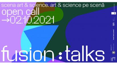 """Fusion: Talks popularizează domeniul """"artă-și-știință"""""""