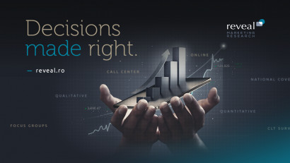 """""""Decisions made right"""" is the new brand philosophy of Reveal Marketing Research"""