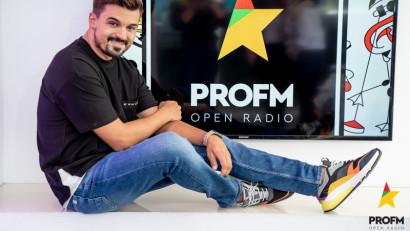 Bogdan Ciudoiu se aude la PROFM