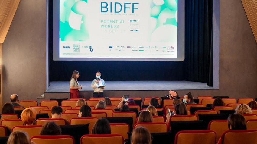 Bucharest International Dance Film Festivala desemnat câștigătorii celei de-a șaptea ediții