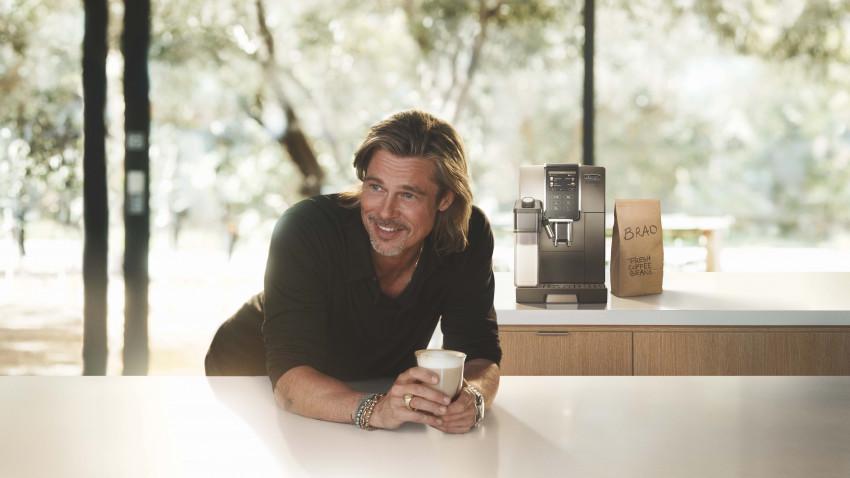De'Longhi Group lansează o campanie de publicitate globalăcu Brad Pitt ca ambasador de marcă