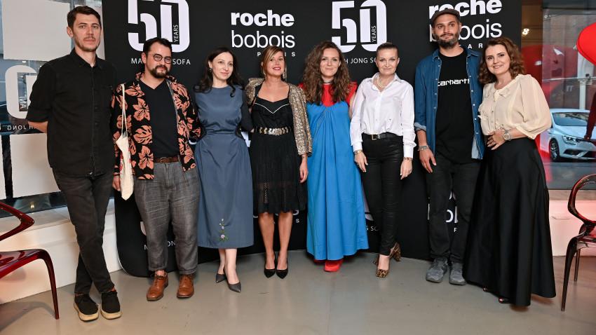 Roche Bobois a provocat cinci designeri români și organizează o licitație caritabilă, cu ocazia aniversării a 50 de ani a colecției Mah Jong