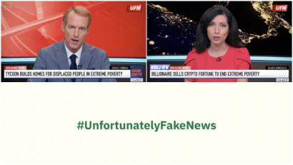 Fake news în numele unei lumi mai bune