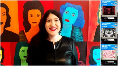 Francesca Badea: Visez că lumile imaginare pe care le-am creat pot prinde viață și deveni imense