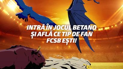 Betano x FCSB