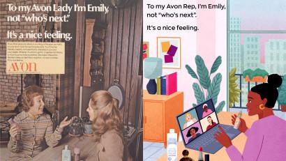 De la ding-dong la click-click: Avon sărbătorește 135 de ani cu un nou model de business și digitalizare puternică, dar cu aceeași misiune de a susține femeile din întreaga lume