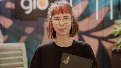 Sînziana Stoicescu: Eco Graffers Wanted by glo™ oferă o platformă de exprimare pentru membrii întregii comunități, chiar și pentru cei care poate sunt la început de drum