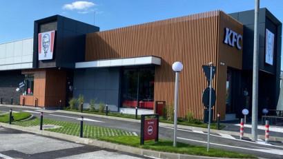 Sphera Franchise Group anunță inaugurarea unui nou restaurant Drive Thru în București - KFC Pallady