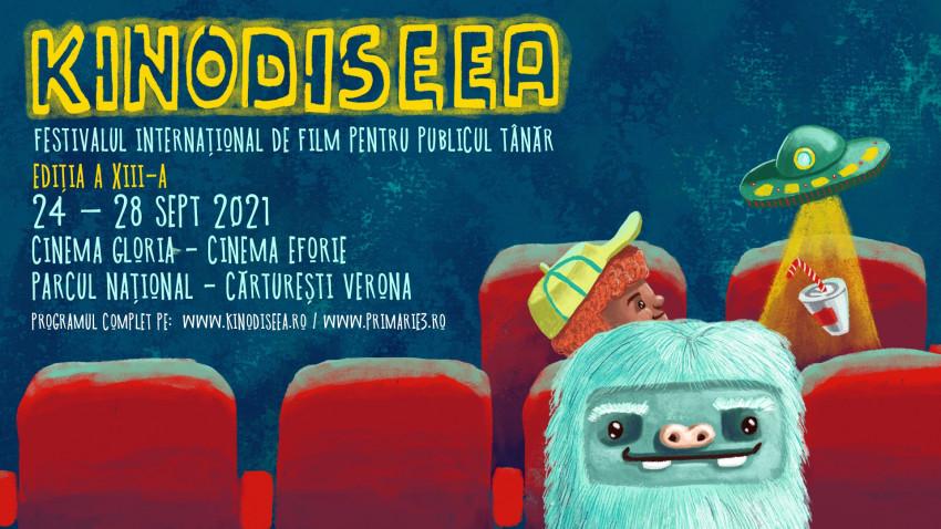 Festivalul Internațional de film KINOdiseea, ediția XIII aduce la București cele mai premiate filme ale anului, pentru publicul tânăr, o retrospectivă Miyazaki și multe surprize pentru cei mici