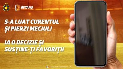 Betano Romania x FCSB