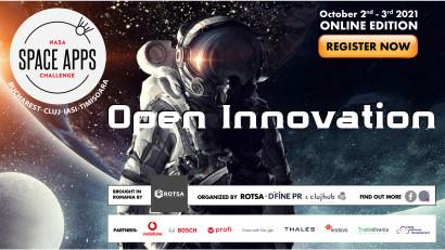 Peste 150 de participanți din România intră în competiția NASA Space Apps Challenge, cel mai mare hackathon din lume dedicat științei