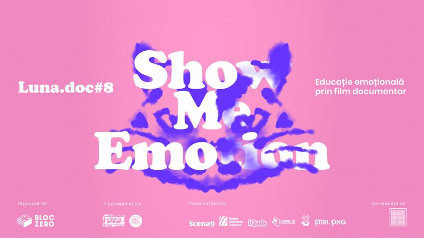 Proiectul Show Me Emotion se lansează cu un chestionar online despre starea emoțională a adolescenților în pandemie