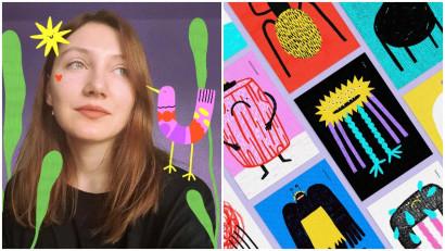 [Diploma Stories] Daia Grigore: Dacă frica ta ar fi un personaj, cum ar arăta?