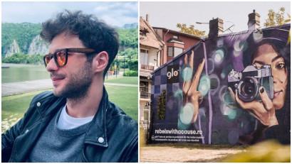Alex Preda: Eco Graffers Wanted are misiunea de a pune pe harta Bucureștiului o nouă operă de artă urbană colaborativă
