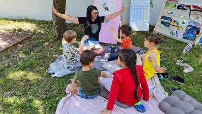 Asociația OvidiuRo lansează România de Poveste, un proiect educațional naționalist, destinat preșcolarilor și profesorilor lor