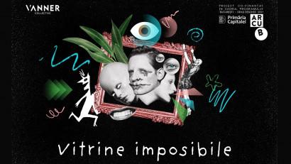 VITRINE Imposibile, instalație performativă care va putea fi văzută, descoperită și studiată pe 2, 3, 9 și 10 octombrie în București