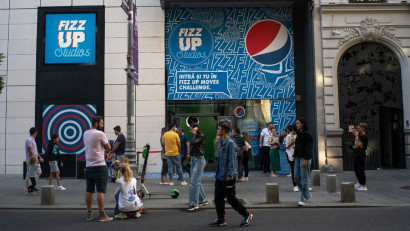 Tik Tokul este pentru toți. Cum s-a întâlnit realitatea cu virtualul la Fizz Up Studios by Pepsi