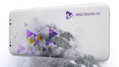 Distrizone - Rebranding
