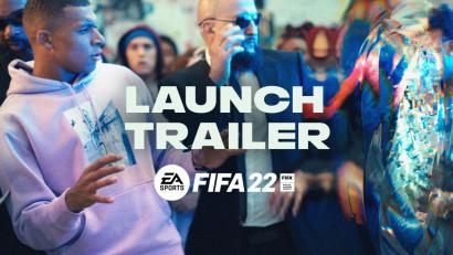 EA SPORTS FIFA 22 cu tehnologie next-gen HYPERMOTION se lansează astăzi la nivel global